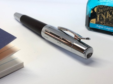 Renting out: Faber-Castell e-motion (pearwood)