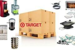 Buy Now: $8,102.57!Target Pallet wholesale lots bulk