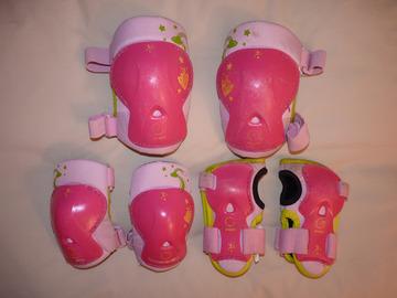 Vente: Kit de protection rollers fille XS