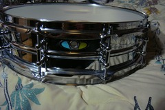 Selling with online payment: Ludwig Supralite Snare Drum