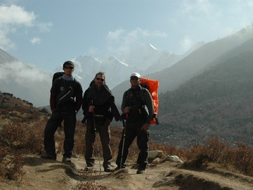 Offering with online payment: Langtang trekking