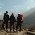 Offering with online payment: Langtang trekking