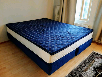 Selling: DOUBLE BED SET  with DELIVERY [160×200cm]