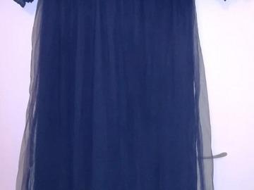Selling: Royal blue evening dress