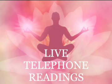 Selling: 45 minute phone reading