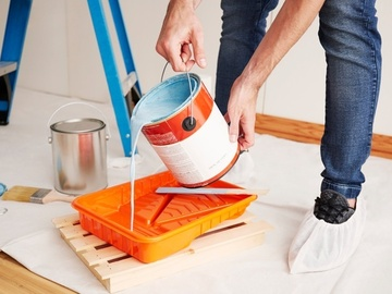 Offering without online payment: House Painter Ready For Work Winston Salem NC