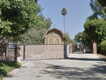 Daily Rentals: Burbank CA, Gated, Secure Motorcycle Parking In Barn