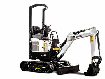 Daily Equipment Rental: Micro Digger Hire