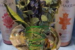 Selling with online payment: Goddess Sage Smudge Stick