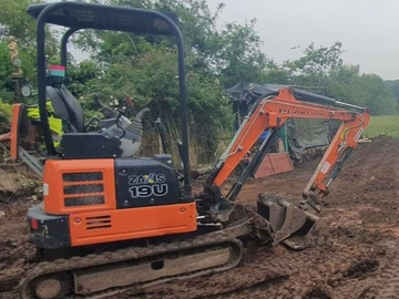 Daily Equipment Rental: Digger and Driver Hire
