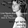Class Online Payment: Live Figure Workshop in Mid City