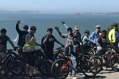 per person: Angel Island Team Building Eco Bike Adventure