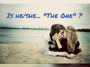 "Selling: Is he/she... ""The One""? Audio Reading"