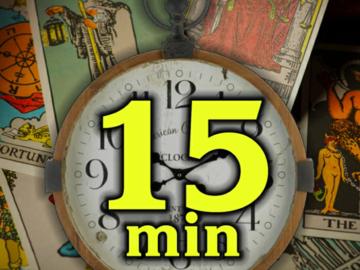 Selling: 15 min Tarot Reading