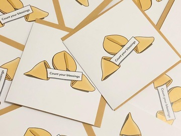 : Fortune Cookies - Count Your Blessings