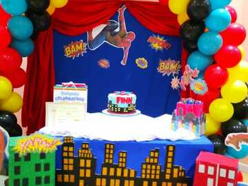 Book & Pay Online (hourly rental): Spectacular Indoor Birthday Party Venue (Plano, Tx)