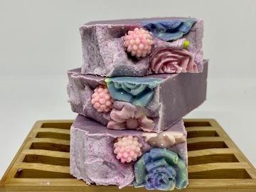 : Handmade Lavender Soap