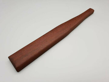 Selling with online payment: Small Ironwood paddle