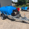 Weekly Equipment Rental: Towable pressure washer water bowser