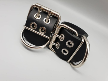 Selling with online payment: Full Grain Leather Wrist Cuffs