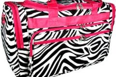 Buy Now: JC GARDEN AsssortedPrints&Sizes Lot of 25 DuffleGym Bags-NEW