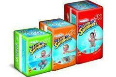 Buy Now: HUGGIES Little Swimmers Disposable Swim Diapers