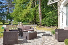 NOS JARDINS A LOUER: Grand jardin calme à Gazeran, près de Rambouillet (78)