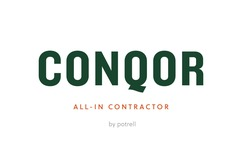 Click foto: CONQOR | all-in contractor by Potrell