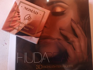Venta: Huda beauty 3D Highlighter Palette