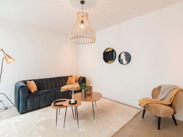 Click foto: Totaalrenovatie van een unieke woning in centrum Gent