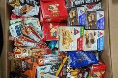 Buy Now: Salvage Groceries Variety, Snacks, Protein Bars & Shakes, Candy,