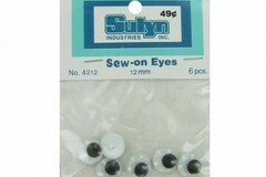 Buy Now: 12mm Wiggly Eyes Sew-on Craft Lots wholesale