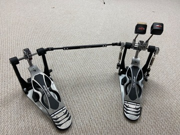 Selling with online payment: Gibraltar double pedal