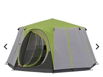 Renting out with online payment: Coleman Octagan 8 person tent