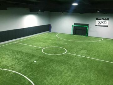 Available To Book & Pay (Hourly): Indoor Soccer Facility