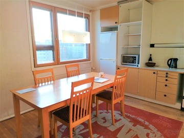 Renting out: One room for rent in a 4-room flat  near Aalto