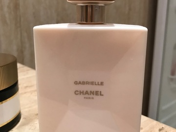 Venta: Body cream de Chanel Gabrielle