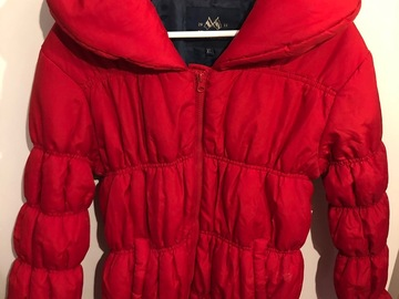 Selling: Red Jacket