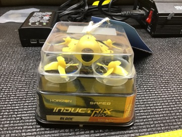 Selling: Blade Inductrix FPV BNF BLH8580