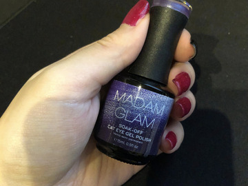 Venta: Madam Glam - Cat Eye Gel Polish (Stay Gorgeous)