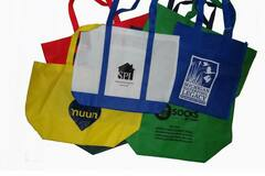 Buy Now: 800 Assorted Misprint Tote/Shopping Bags