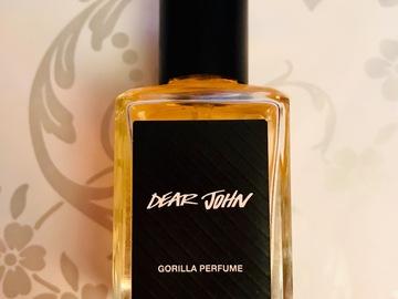 Venta: Perfume Lush Dear john