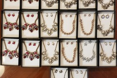 Buy Now: 20 Sets of K&M Designs Jewelry Accessory Necklace & Earrings