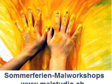 Workshop Angebot (Termine): Sommeratelier in Zürich