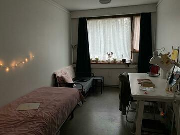 Annetaan vuokralle: SUB-RENTING SINGLE ROOM APARTMENT IN OTANIEMI CAMPUS