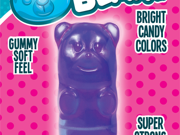 Selling with online payment: Gummy Bear (Lifelike) Bullet Vibrator