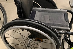 Selling with online payment: Wheelchair