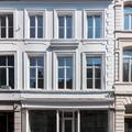 Click foto: Totaalrenovatie van een handelspand met woonentiteit in Brugge