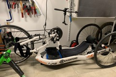 Selling with online payment: HANDBIKE Shark S