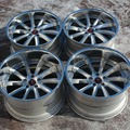 Selling: Weds Kranze Vishunu 9-11J 19inch 3PIECE WHEELS